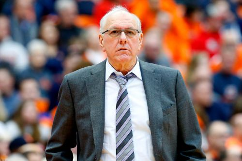 Syracuse legend Jim Boeheim hits, kills man with his car