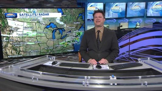 Watch: Early showers with some sun possible