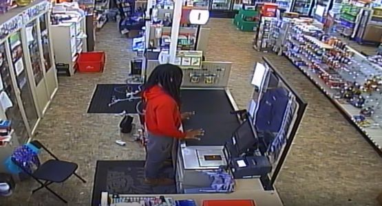 WATCH: Surveillance video shows man robbing Family Dollar in North College Hill