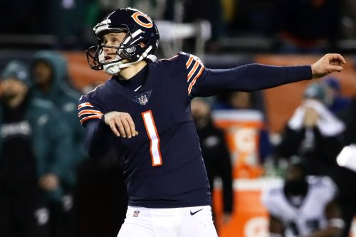 Cody Parkey may have missed last kick for Bears