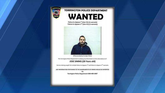 Fugitive says he'll surrender if people like wanted poster