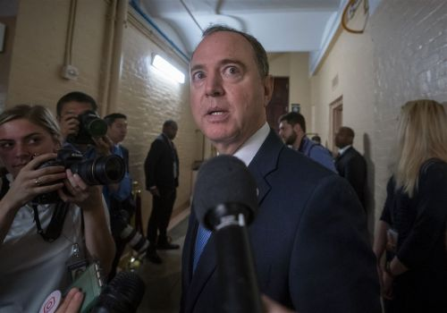 Schiff cancels 'enforcement' meeting after Justice Dept., House panel strike deal for Mueller documents