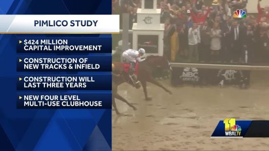 Cost to keep Preakness in Baltimore expected to be released Thursday