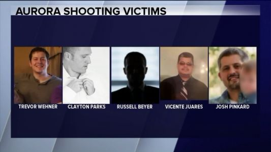 Vigil to be held Sunday for Aurora shooting victims