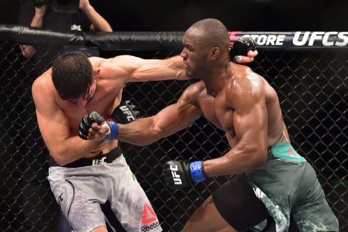 Kamaru Usman forced us to look up his Twitter. Now what will it take to get a title shot?
