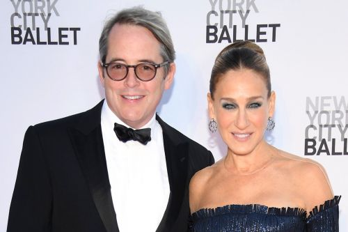 'Divorce' star Sarah Jessica Parker on why her marriage works