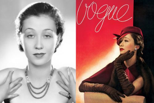 This Vogue cover model spied on, seduced and fought Nazis during WWII
