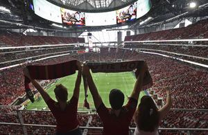 MLS in the ATL seems to be working out quite well