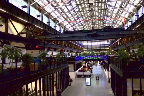 Take a look inside a gorgeous inventor's paradise in a remote part of Brooklyn that used to be a deserted, rotted-out machine shop