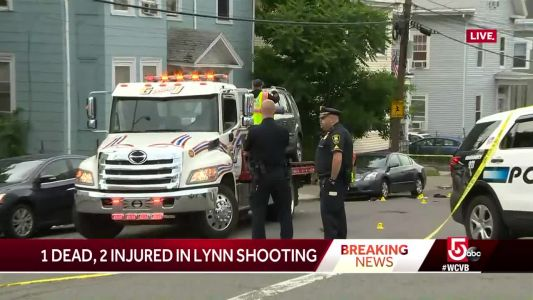 16 shots fired during deadly triple shooting in Lynn, neighbor says