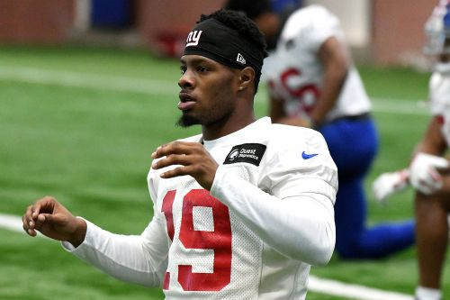 Corey Coleman brings intrigue to Giants' new-look receiving group