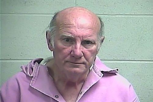 Husband charged with killing longtime wife after she suffers stroke