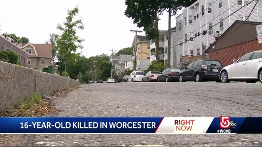 Teenager killed in Worcester's first homicide of 2018