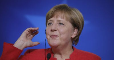 Merkel ally becomes governor of most populous German state
