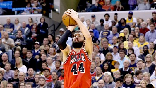 Nikola Mirotic, Bobby Portis forced to get along as Bulls have no plans to trade