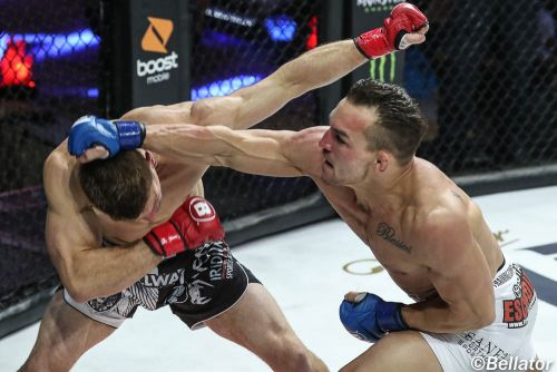 Michael Chandler after Bellator 212 win: 'Ton of respect' for Brent Primus, dreaming of Khabib