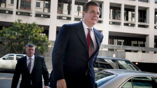 Feds List What They Call Manafort Lies But Few Details Visible In Blacked Out Filing