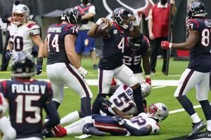 Watson, Watt lead Houston to 27-20 win over New England