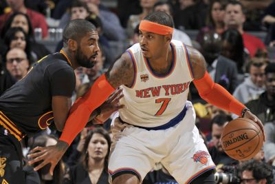 Carmelo's iso game showed how a failed Knicks year would look