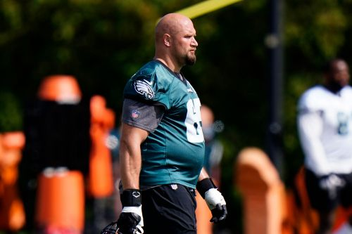 Eagles lose Lane Johnson for season to 'collapsed' ankle