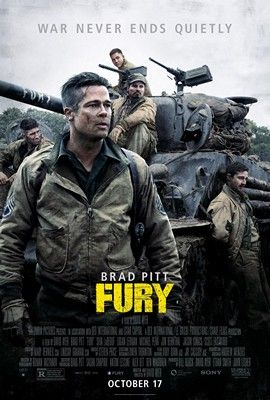 What I intended to do in Fury: The film's writer and director responds to CSM Rush