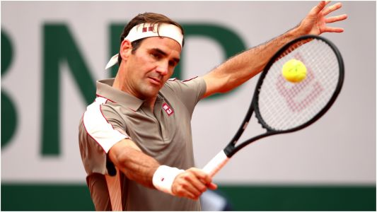French Open 2019: Roger Federer makes winning return to Roland Garros