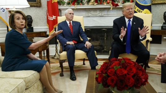 Trump Postpones Pelosi Trip To War Zone After She Postpones State Of The Union