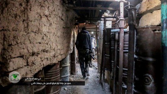 The Last Days of Jobar Mark the End of the Proxy War in Syria