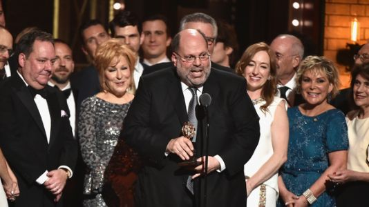 Producer Scott Rudin Steps Back From Broadway Following Allegations Of Bullying