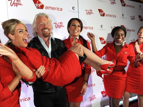 We flew Virgin America one final time before it goes away forever - here's what it was like