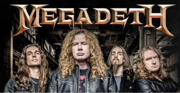 Megadeth cancels July 4 Summerfest concert