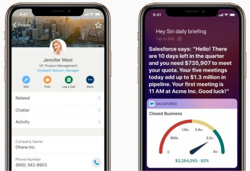 Salesforce brings Mobile SDK to iOS for iPhone and iPad enterprise apps