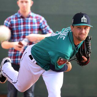 Mariners need Mike Leake to be a workhorse this season