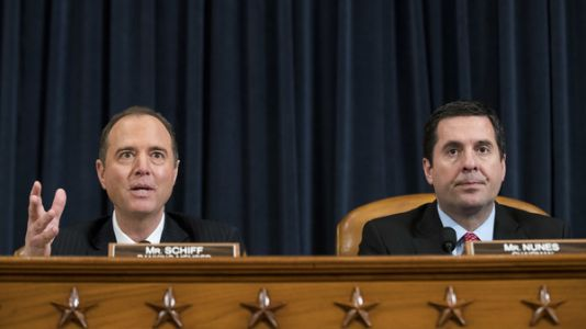 Memo By House Intelligence Committee Democrats Released As Nunes Addresses CPAC