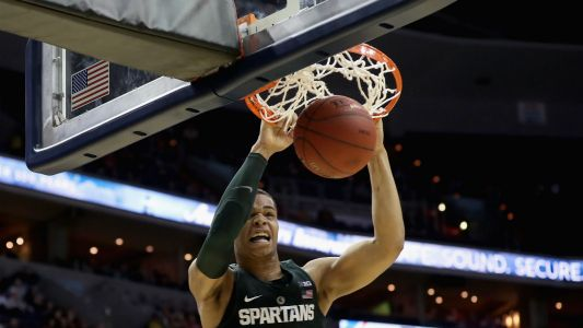 MIchigan State star Miles Bridges cleared to play after being linked to FBI probe