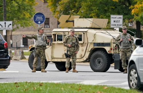 Ohio National Guard's adjunct general gives insight after two soldiers flagged by FBI