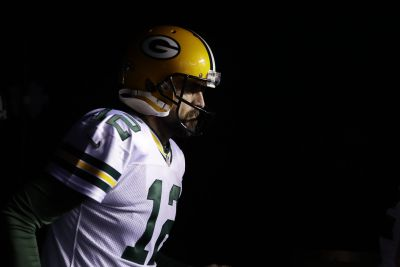 24 examples of Aaron Rodgers' amazing competitiveness