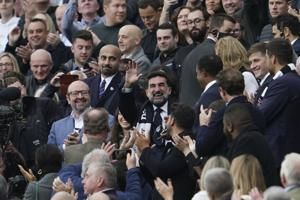 AP Source: EPL block on club sponsor deals linked to owners