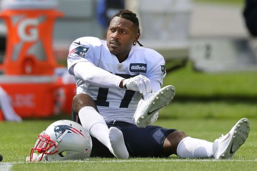 Antonio Brown released by Patriots in stunning twist
