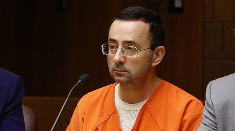 Team USA doctor pleads guilty to molesting gymnasts, faces 25 years in prison
