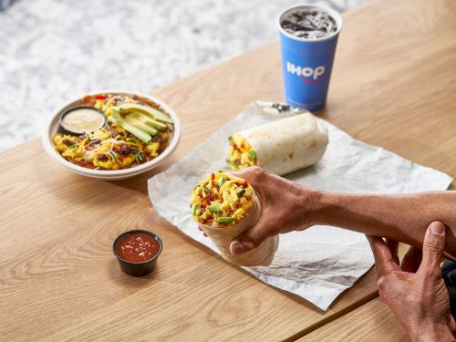 IHOP's new burritos show the importance of to-go options with fewer commuters stopping for breakfast on the way to work