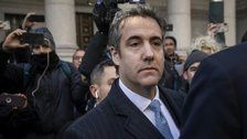 Moment Of Reckoning Looms For Ex-Trump Lawyer Michael Cohen