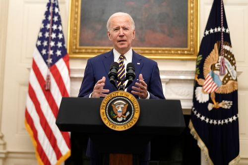 Biden says he'dbe OK with delay in Trump impeachment trial to get 'up and running'