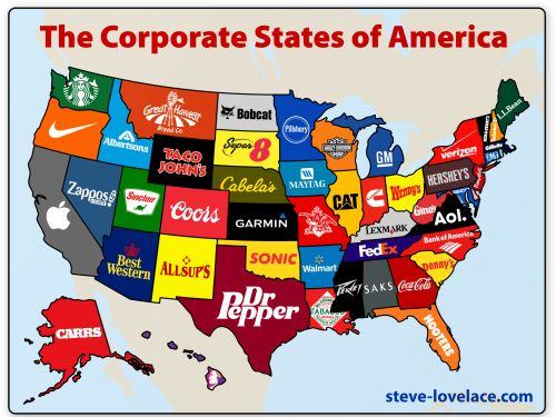 The most iconic brand from every state