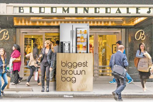 Bloomingdale's to sell home appliances in flagship store