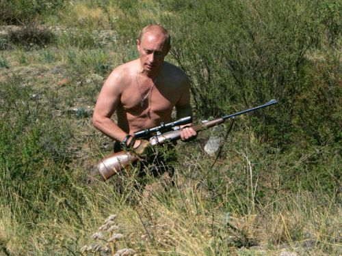 Vladimir Putin's hard-core daily routine includes hours of swimming, late nights, and no alcohol