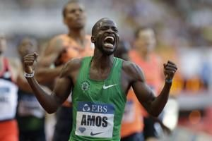 Olympic champ Miller-Uibo sets personal best in Herculis 400