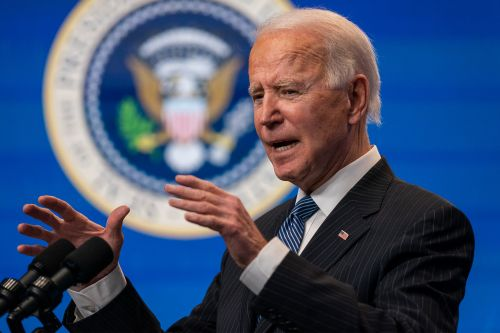 Biden touts mass vaccinations by spring but says, 'We're in this for awhile'