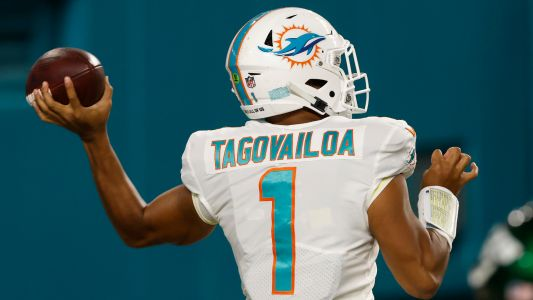 Why did the Dolphins bench Tua Tagovailoa? Ryan Fitzpatrick enters, throws late pick in loss to Broncos