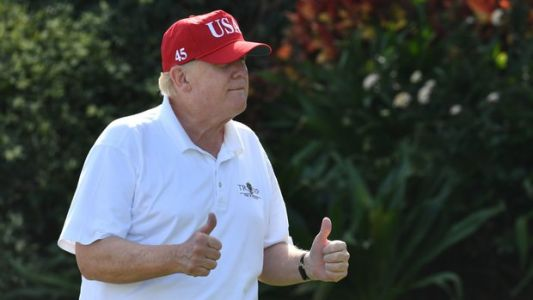Past Presidents Volunteered On MLK Day. Donald Trump Is Spending It At His Golf Club